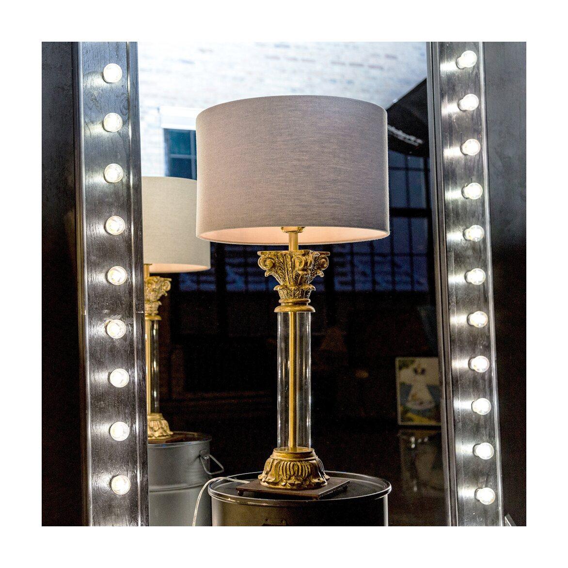 Настольная лампа «Юна» 2   Настольные лампы Kingsby
