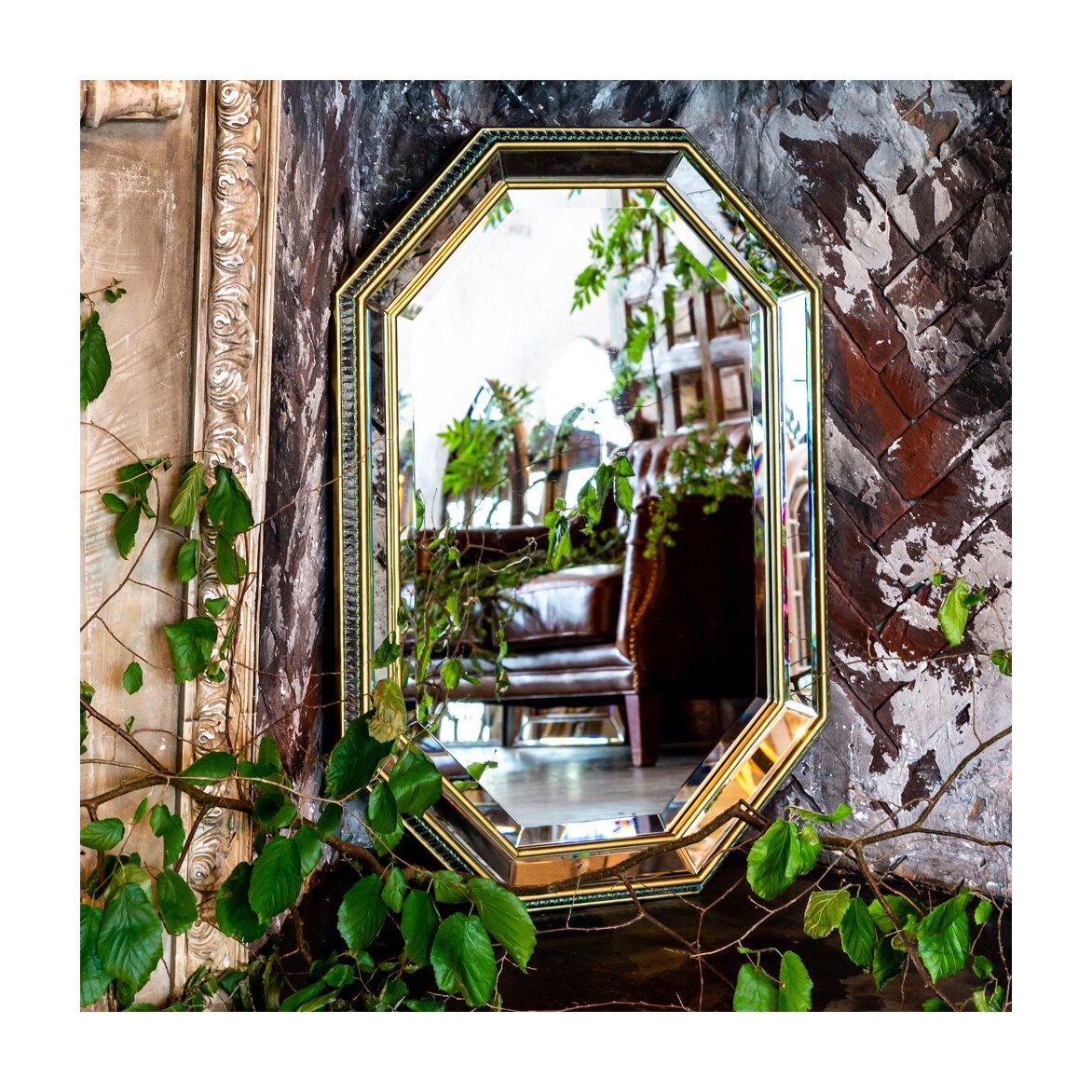 Настенное зеркало «Капелла» 2   Настенные зеркала Kingsby