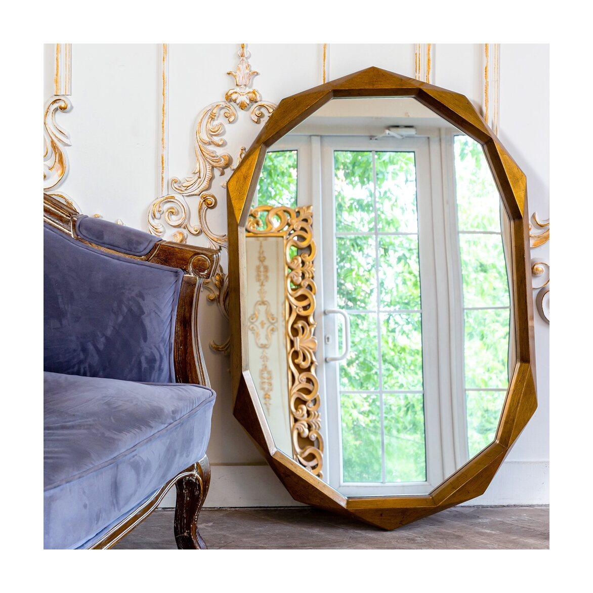 Настенное зеркало «Осирис» 2 | Настенные зеркала Kingsby