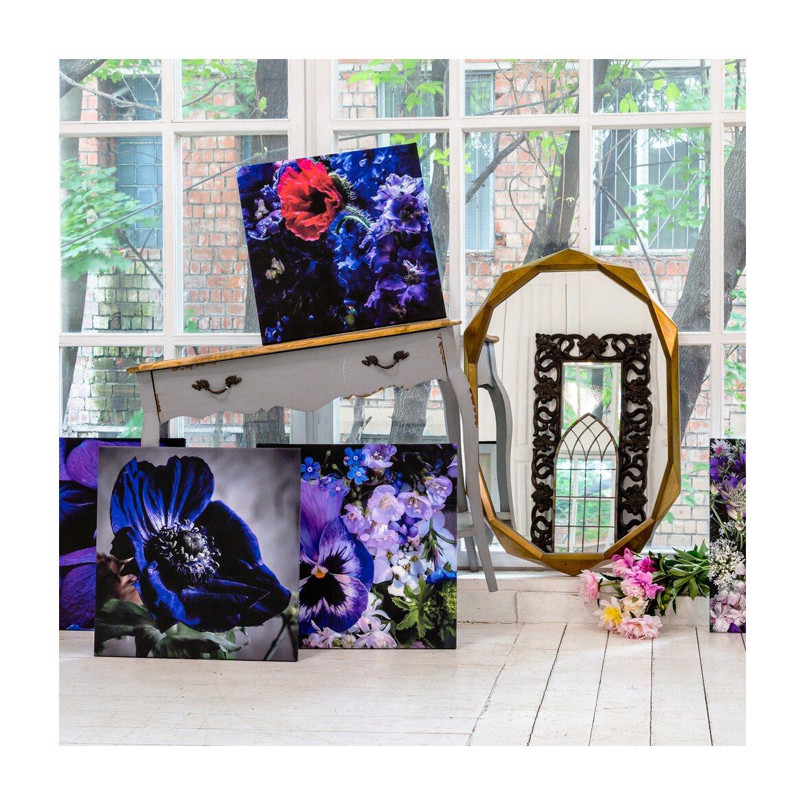 Настенное зеркало «Осирис» 3 | Настенные зеркала Kingsby