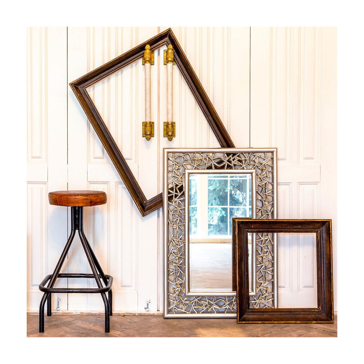 Настенное зеркало «Кашмир» 2 | Настенные зеркала Kingsby