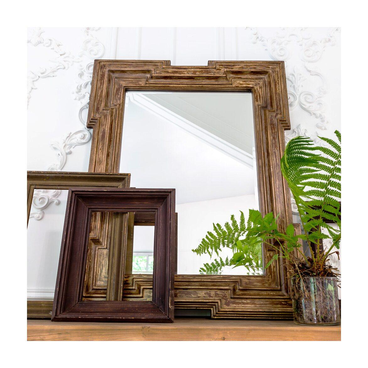 Настенное зеркало «Карфаген» 3 | Настенные зеркала Kingsby