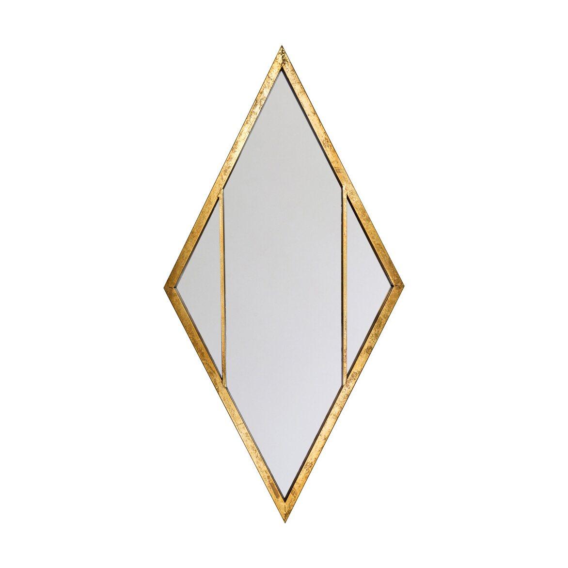 Настенное зеркало «Санторини» | Настенные зеркала Kingsby