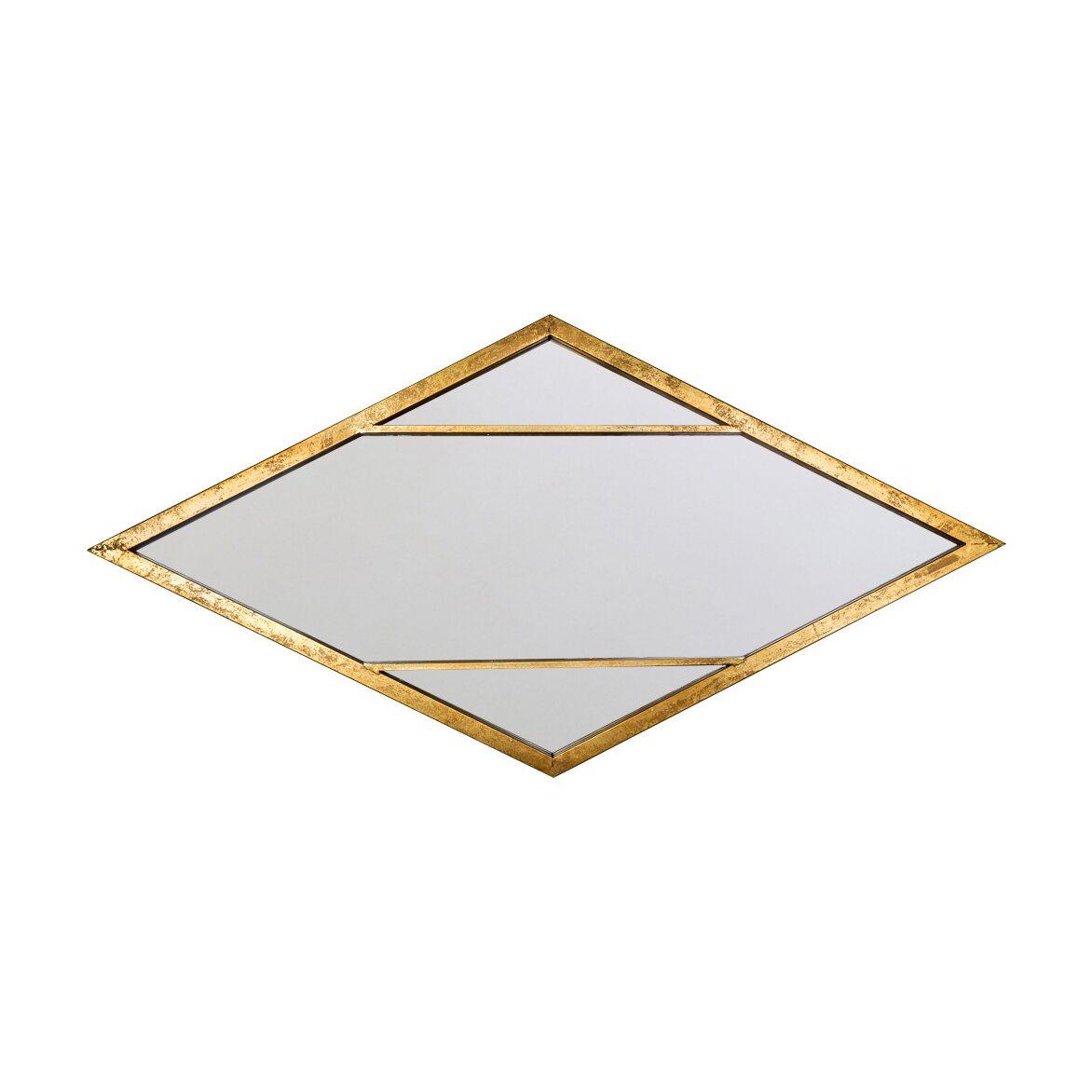 Настенное зеркало «Санторини» 2 | Настенные зеркала Kingsby