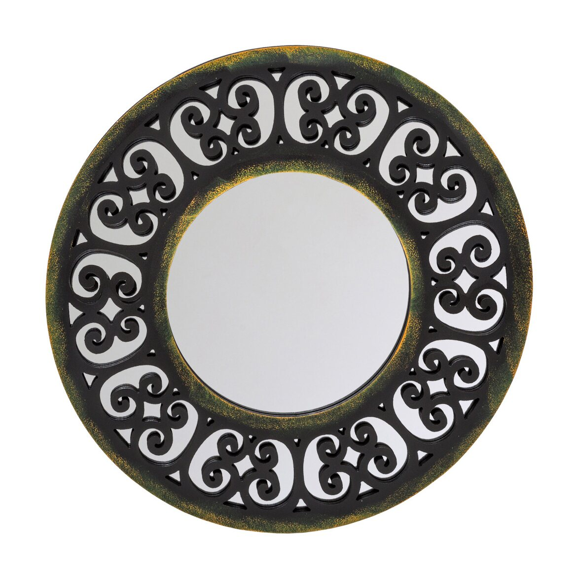 Настенное зеркало «Бомбей» | Настенные зеркала Kingsby