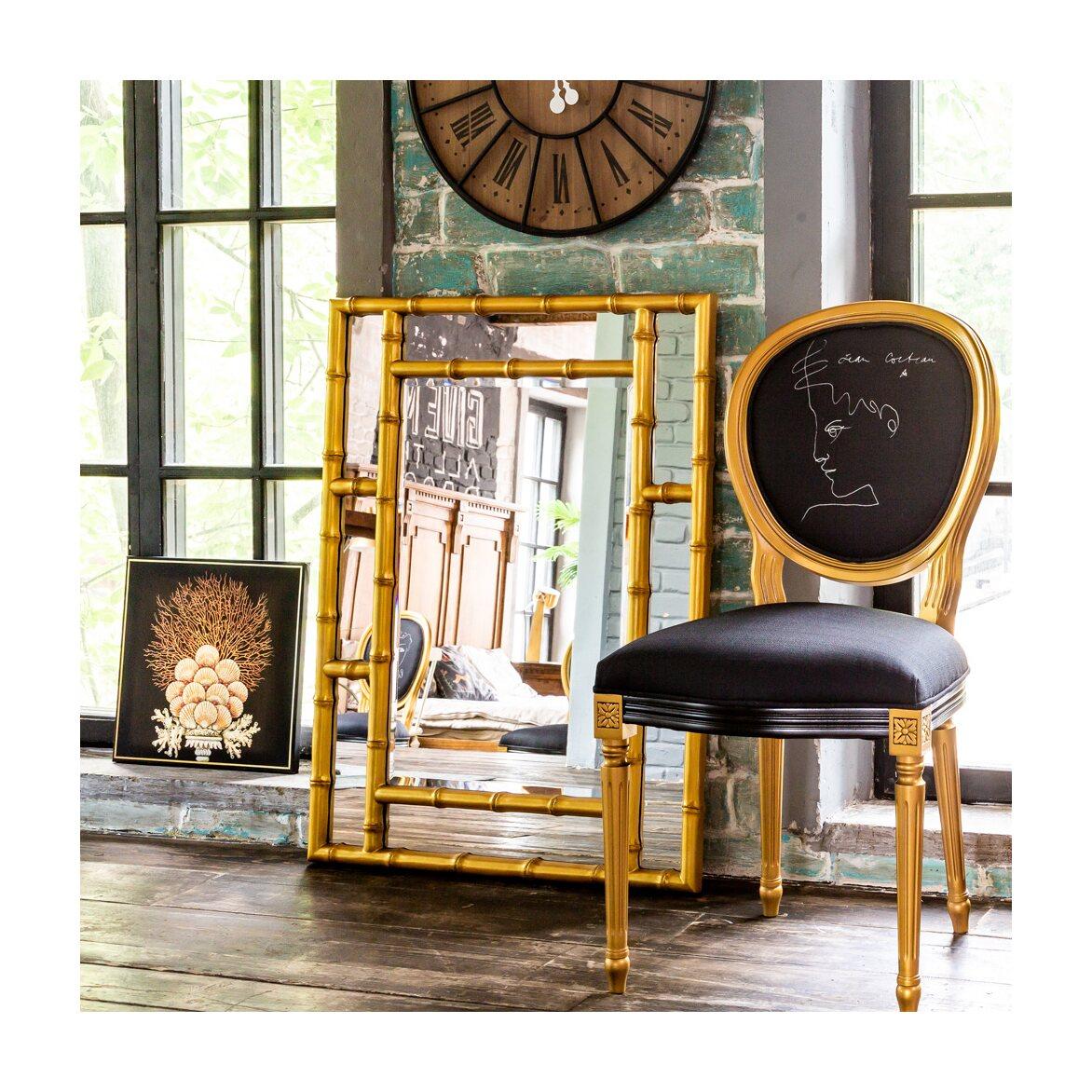 Настенное зеркало «Ориент» 3 | Настенные зеркала Kingsby