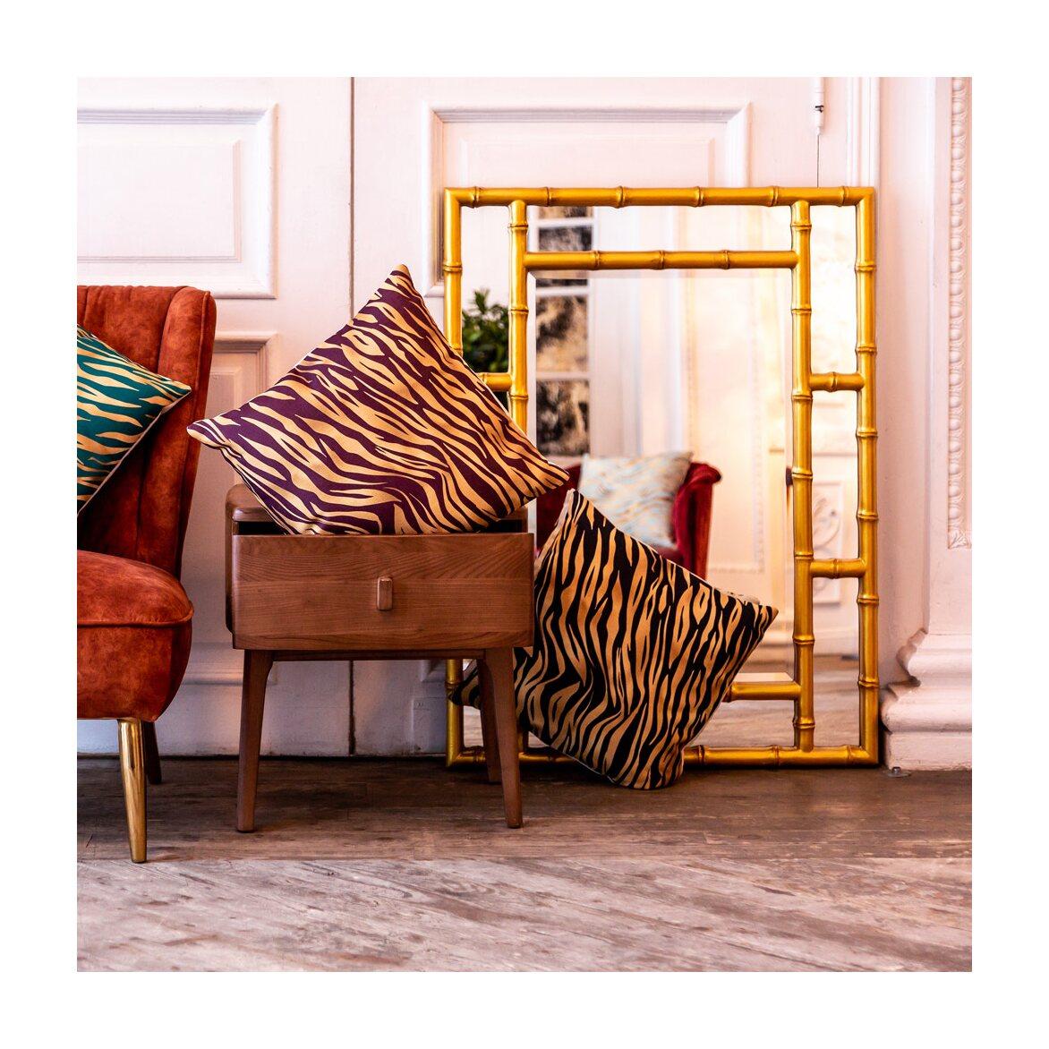 Настенное зеркало «Ориент» 4 | Настенные зеркала Kingsby