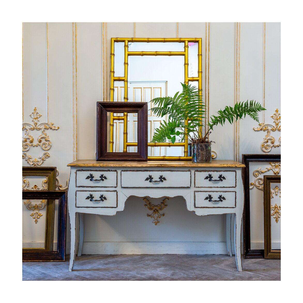 Настенное зеркало «Ориент» 5 | Настенные зеркала Kingsby