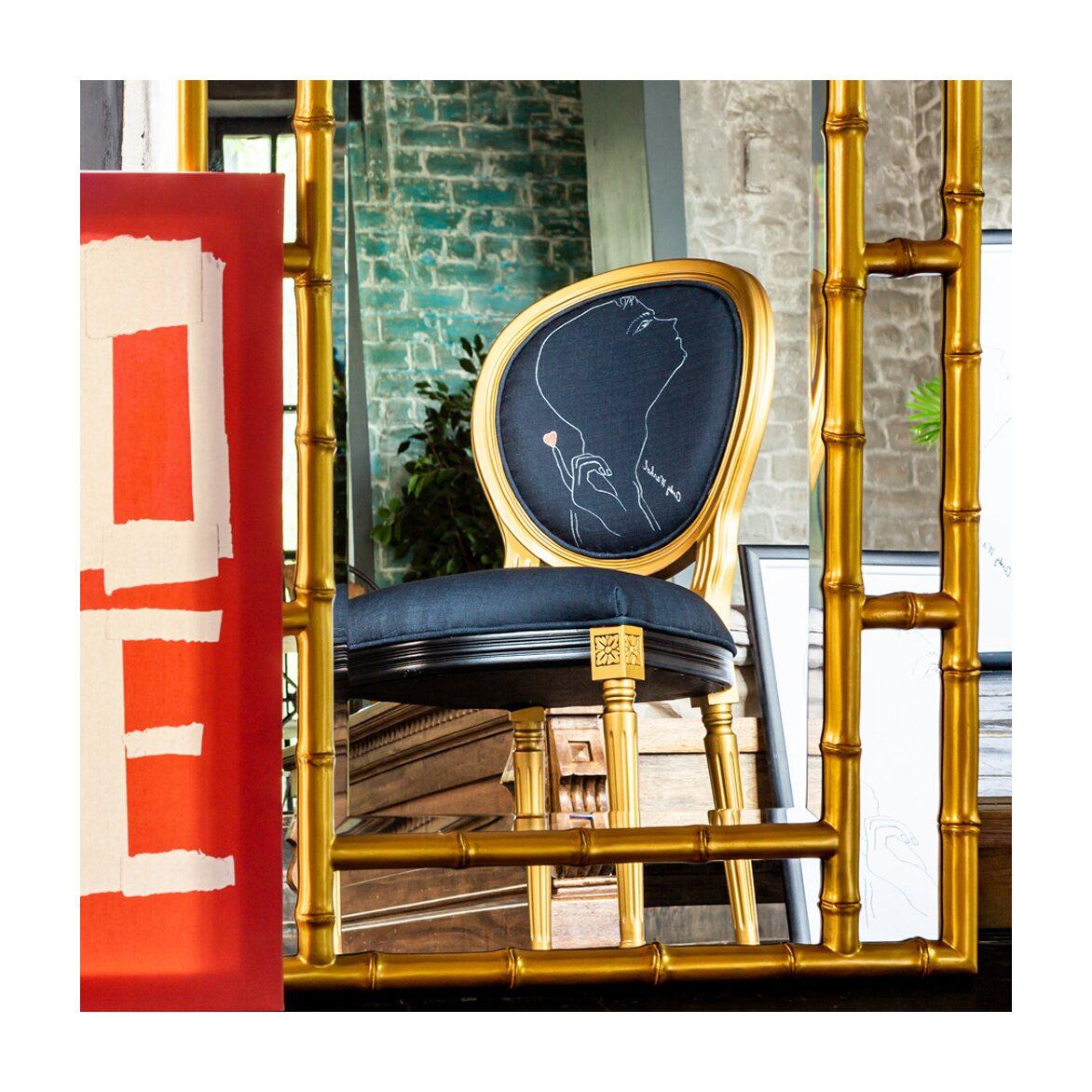 Настенное зеркало «Ориент» 8 | Настенные зеркала Kingsby