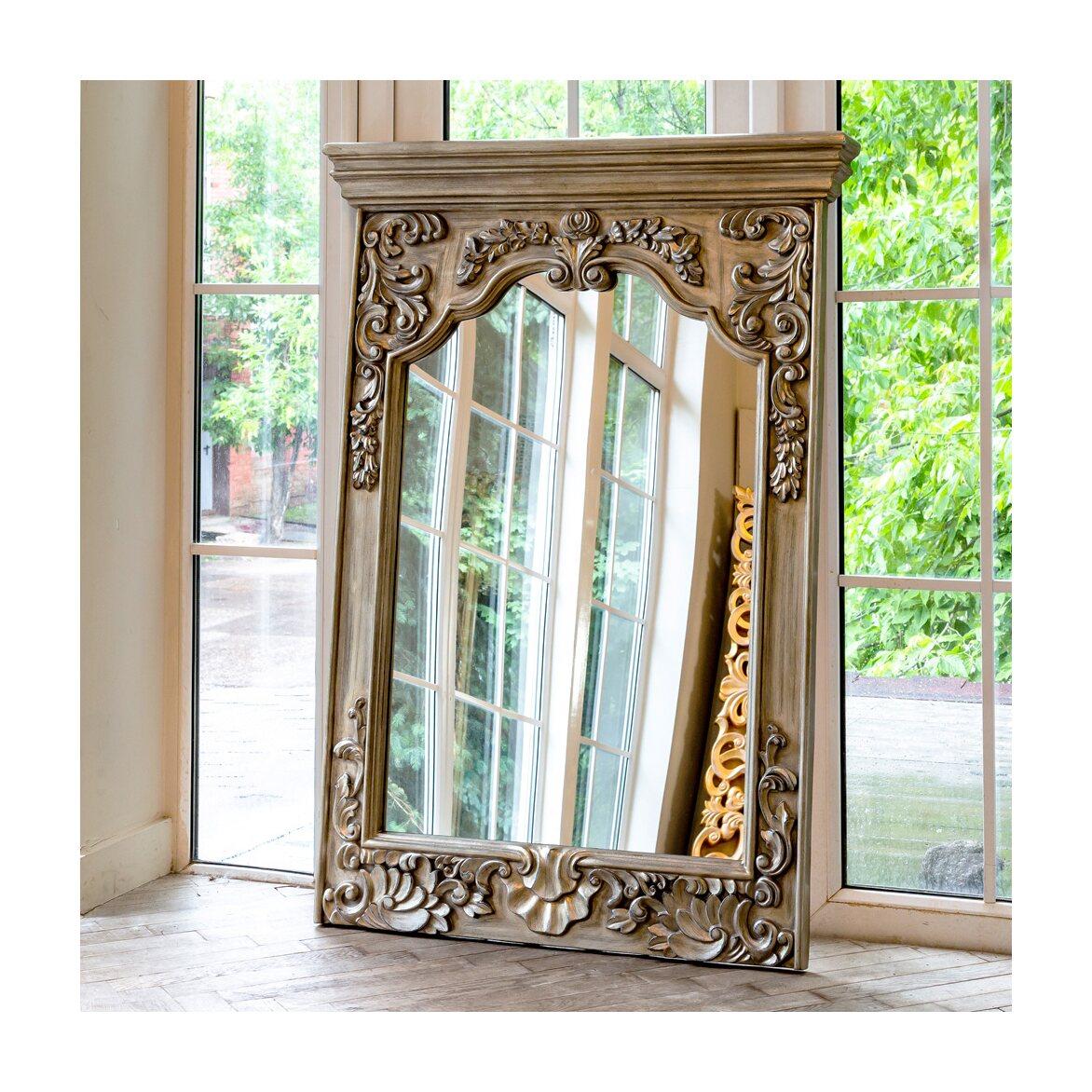 Настенное зеркало «Синдбад» 2 | Настенные зеркала Kingsby