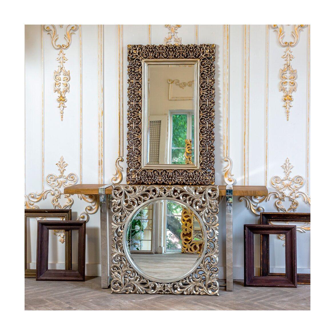 Настенное зеркало «Багдад» 3   Настенные зеркала Kingsby