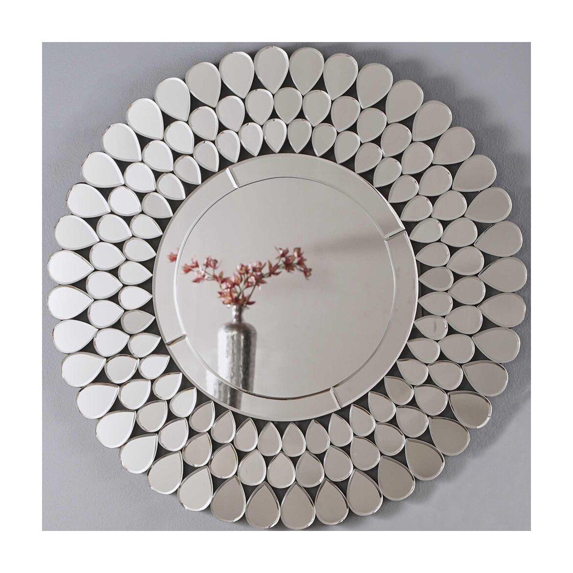 Настенное зеркало «Феникс» 2 | Настенные зеркала Kingsby