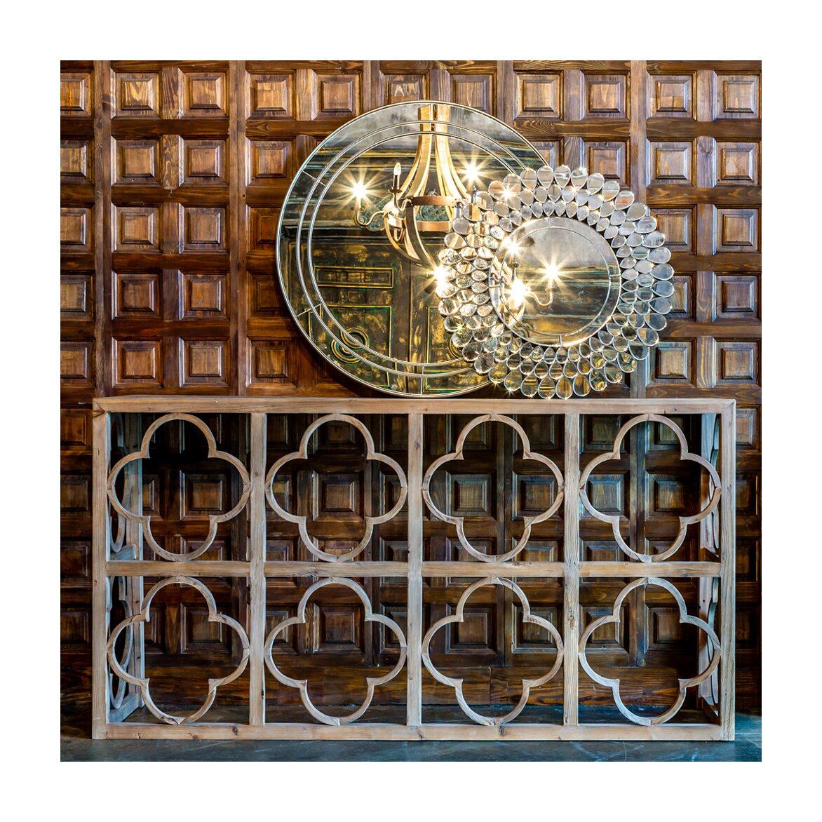 Настенное зеркало «Феникс» 3 | Настенные зеркала Kingsby