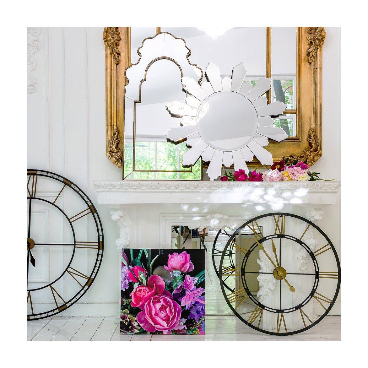 Настенное зеркало «Людовик» 5   Настенные зеркала Kingsby