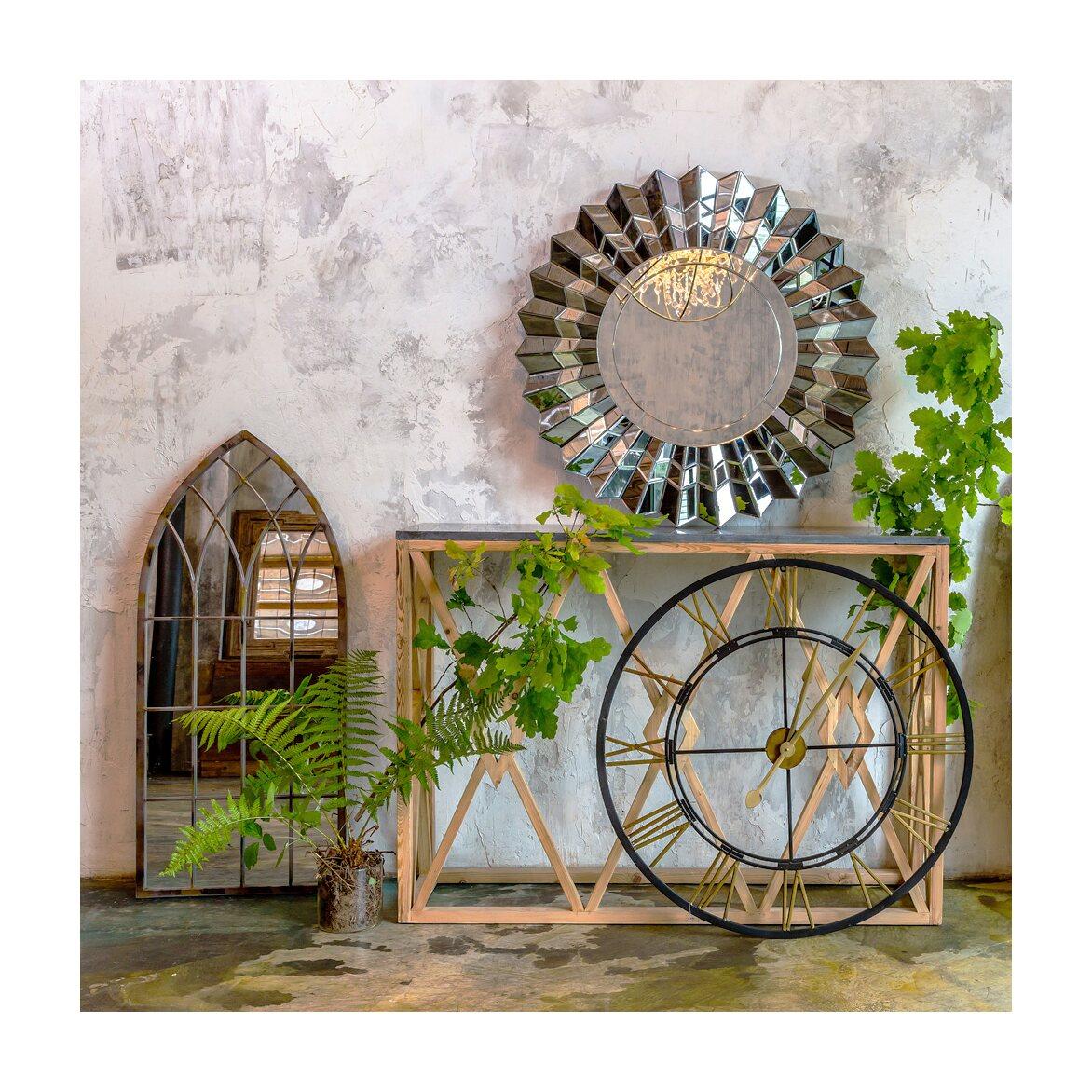 Настенное зеркало «Арктур» 4   Настенные зеркала Kingsby