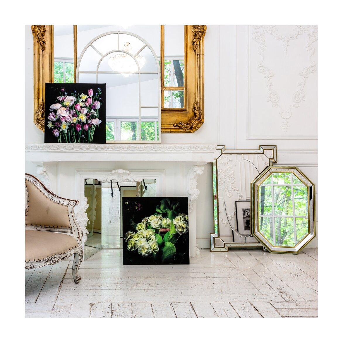 Настенное зеркало «Камелот» 3   Настенные зеркала Kingsby