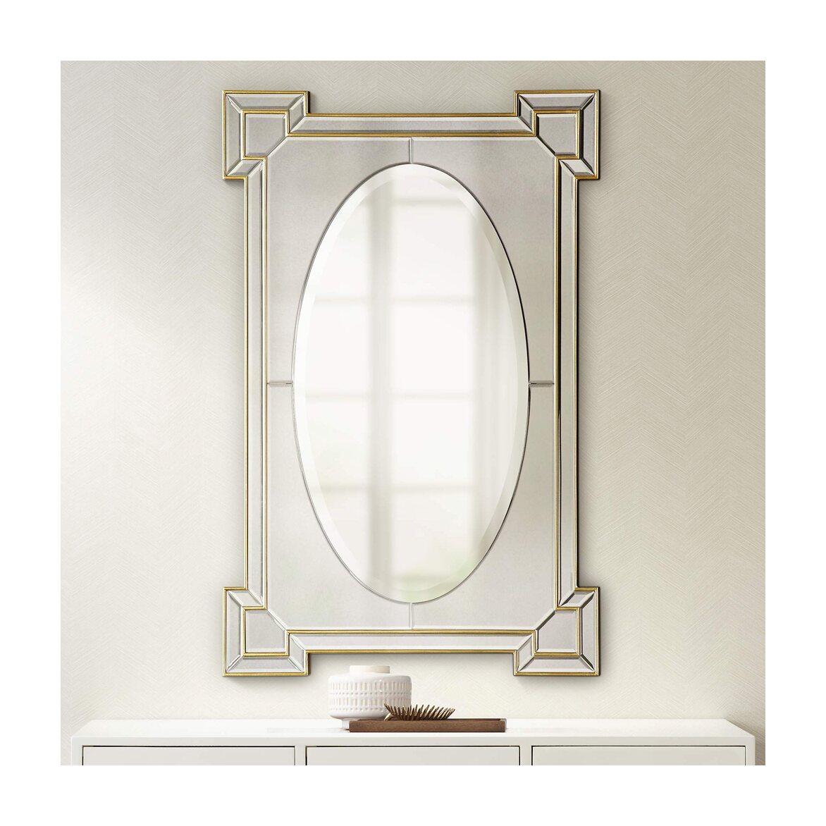 Настенное зеркало «Камелот» 5   Настенные зеркала Kingsby