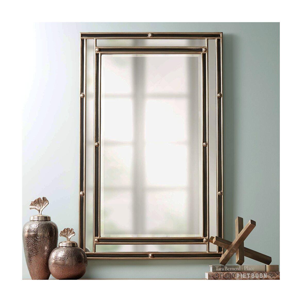 Настенное зеркало «Эхнатон» 3 | Настенные зеркала Kingsby