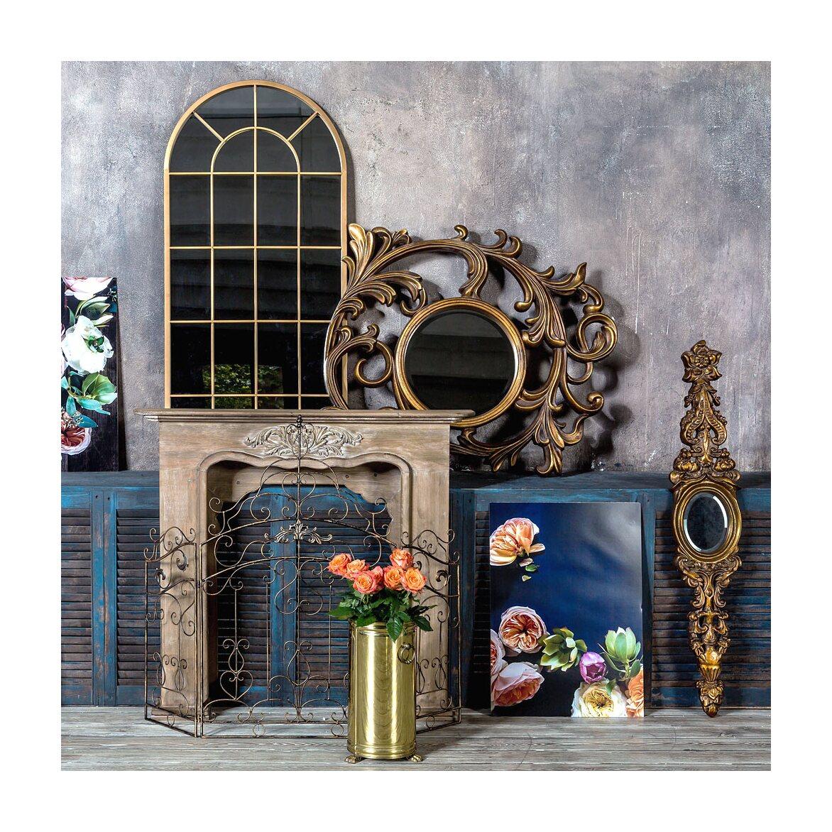 Настенное зеркало «Моник» 11 | Настенные зеркала Kingsby