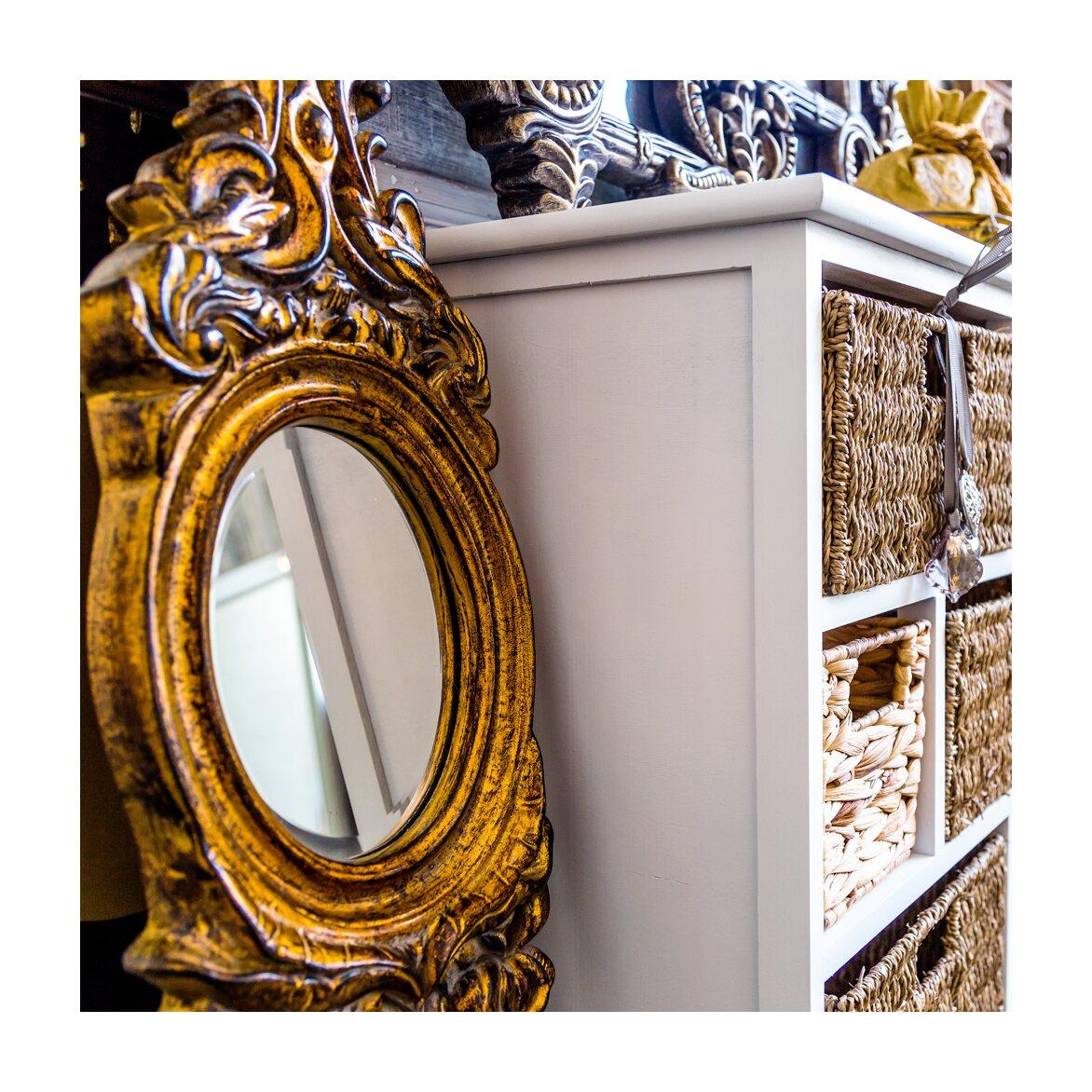 Настенное зеркало «Моник» 12 | Настенные зеркала Kingsby