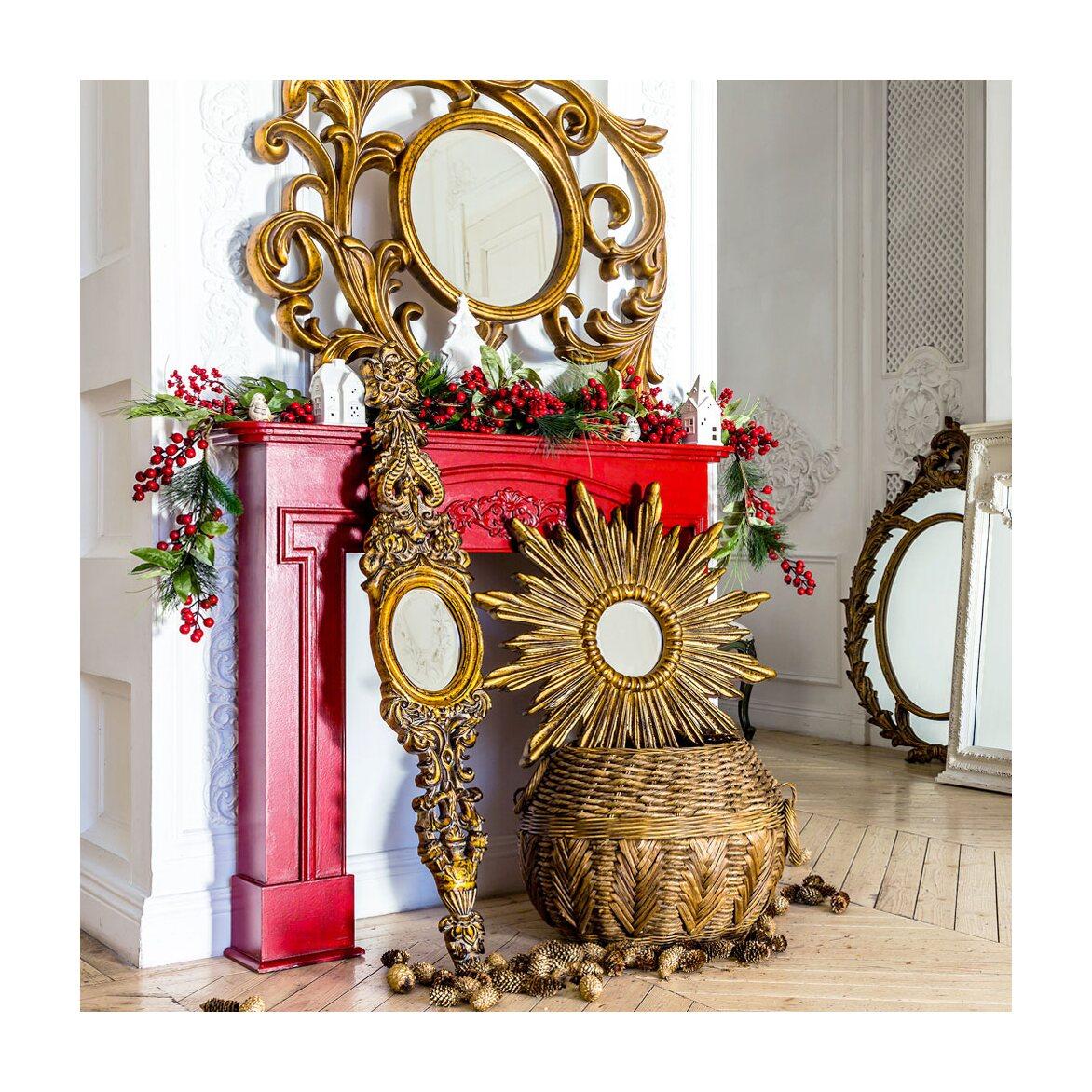 Настенное зеркало «Моник» 4 | Настенные зеркала Kingsby