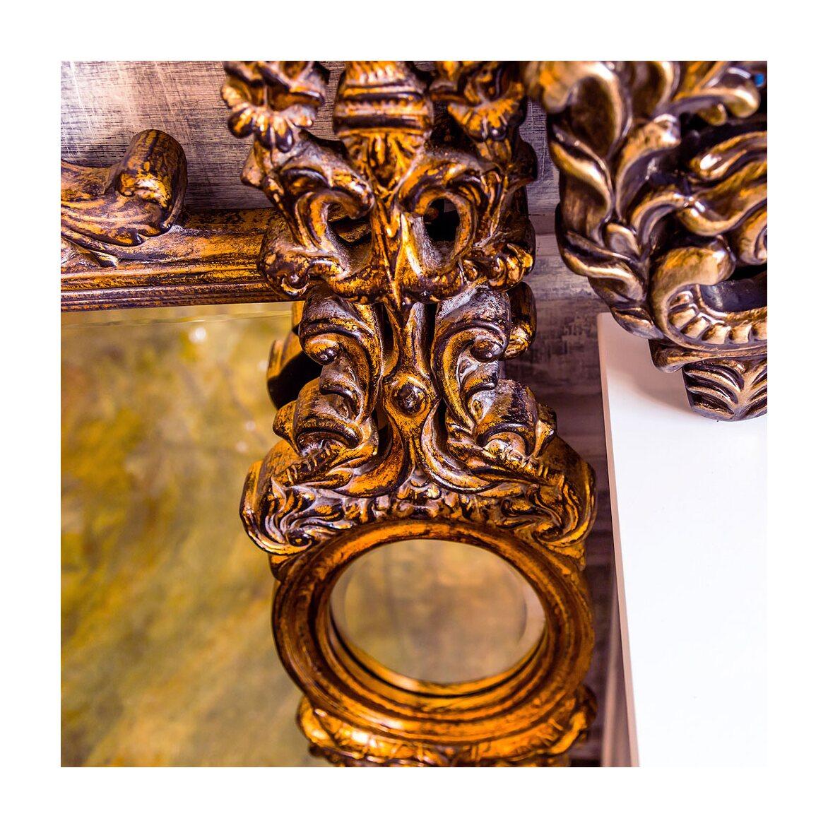 Настенное зеркало «Моник» 3 | Настенные зеркала Kingsby