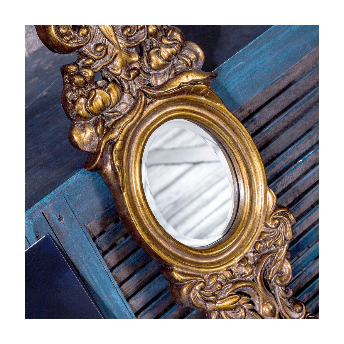 Настенное зеркало «Моник» 10 | Настенные зеркала Kingsby