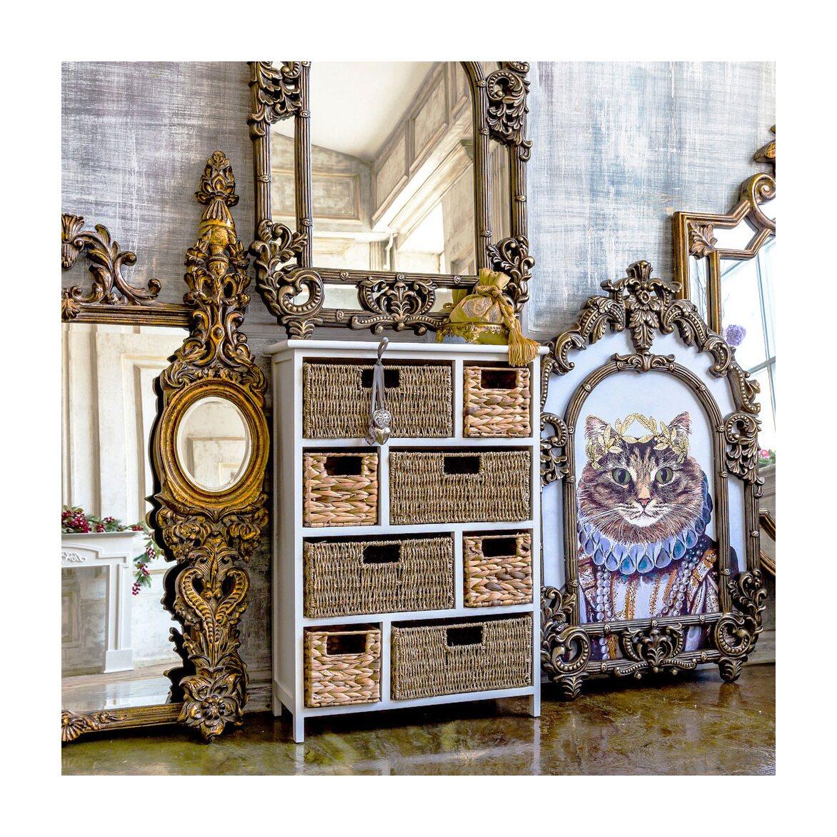 Настенное зеркало «Моник» 8 | Настенные зеркала Kingsby