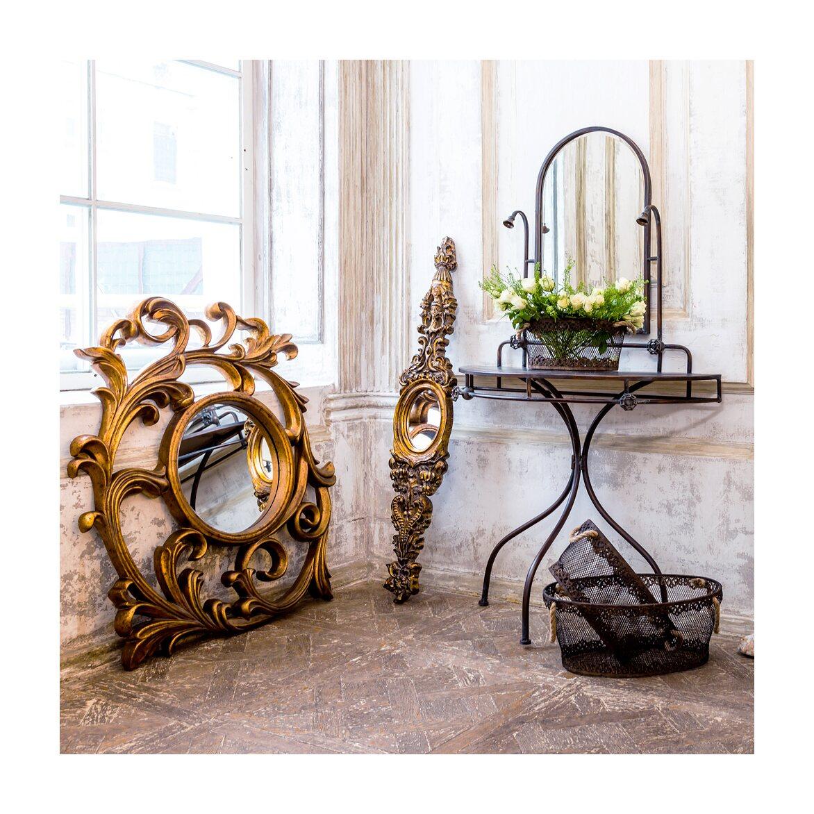 Настенное зеркало «Моник» 2 | Настенные зеркала Kingsby