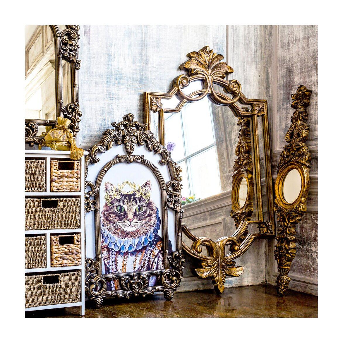 Настенное зеркало «Моник» 5 | Настенные зеркала Kingsby