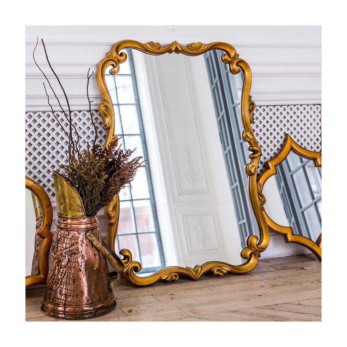 Настенное зеркало «Паскаль» 3 | Настенные зеркала Kingsby