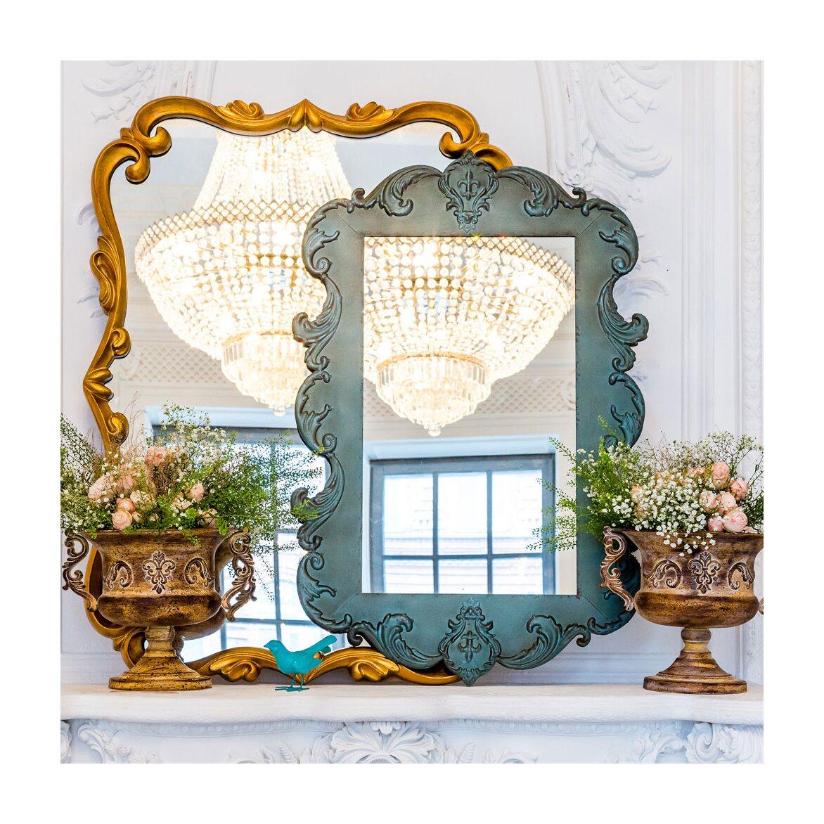 Настенное зеркало «Паскаль» 7 | Настенные зеркала Kingsby