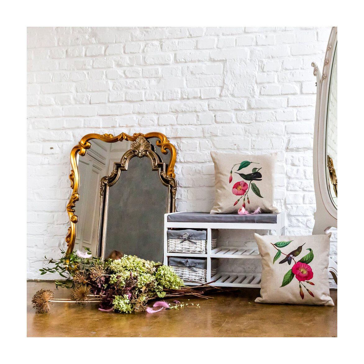 Настенное зеркало «Паскаль» 6 | Настенные зеркала Kingsby