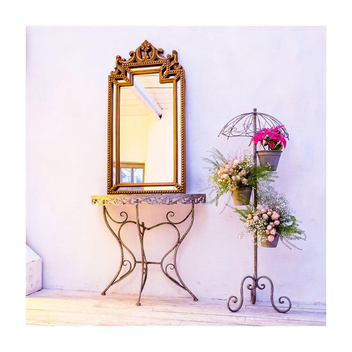 Настенное зеркало «Эммануэль» 2   Настенные зеркала Kingsby