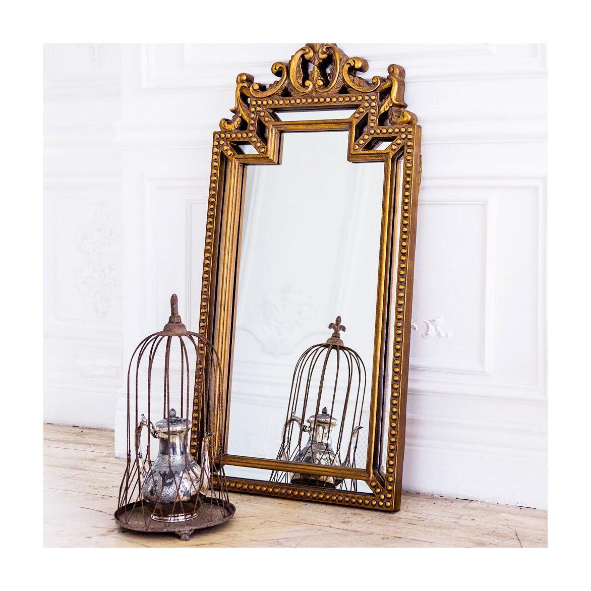Настенное зеркало «Эммануэль» 4   Настенные зеркала Kingsby