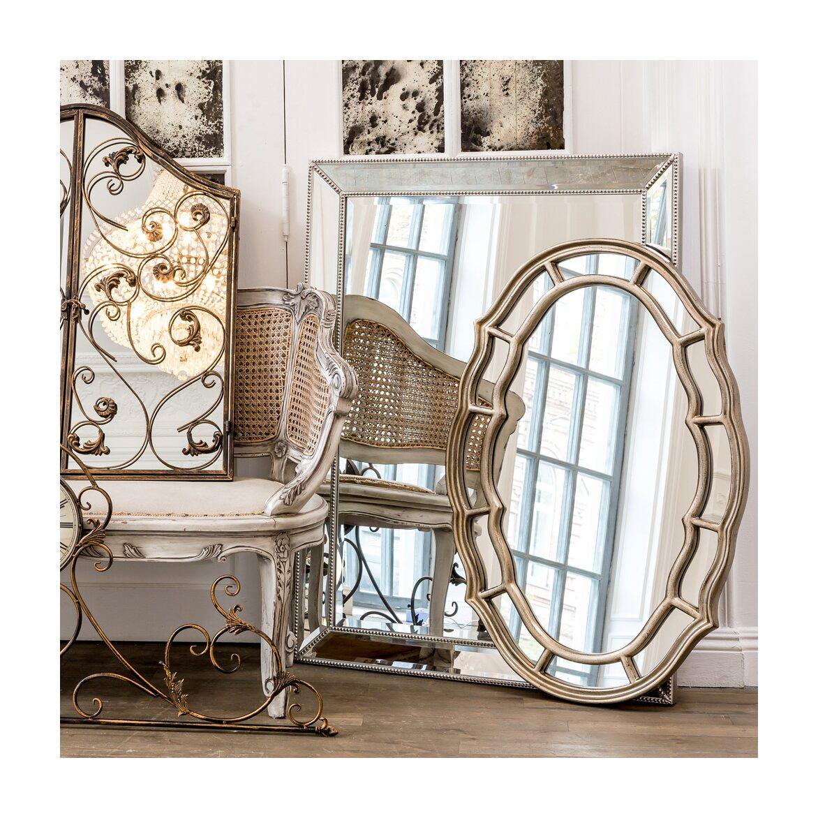 Настенное зеркало «Марлен» 2 | Настенные зеркала Kingsby