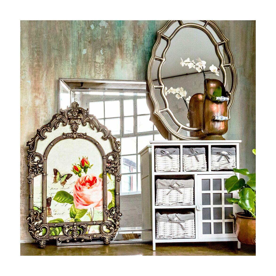 Настенное зеркало «Марлен» 3 | Настенные зеркала Kingsby