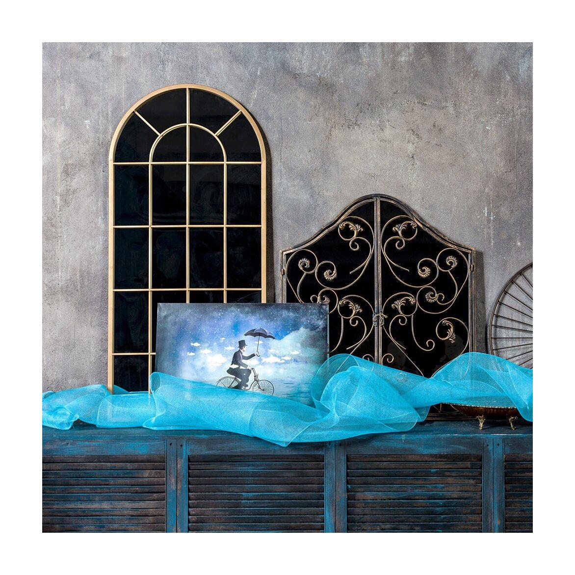 Настенное зеркало «Монтанер» (королевская бронза) 11 | Настенные зеркала Kingsby