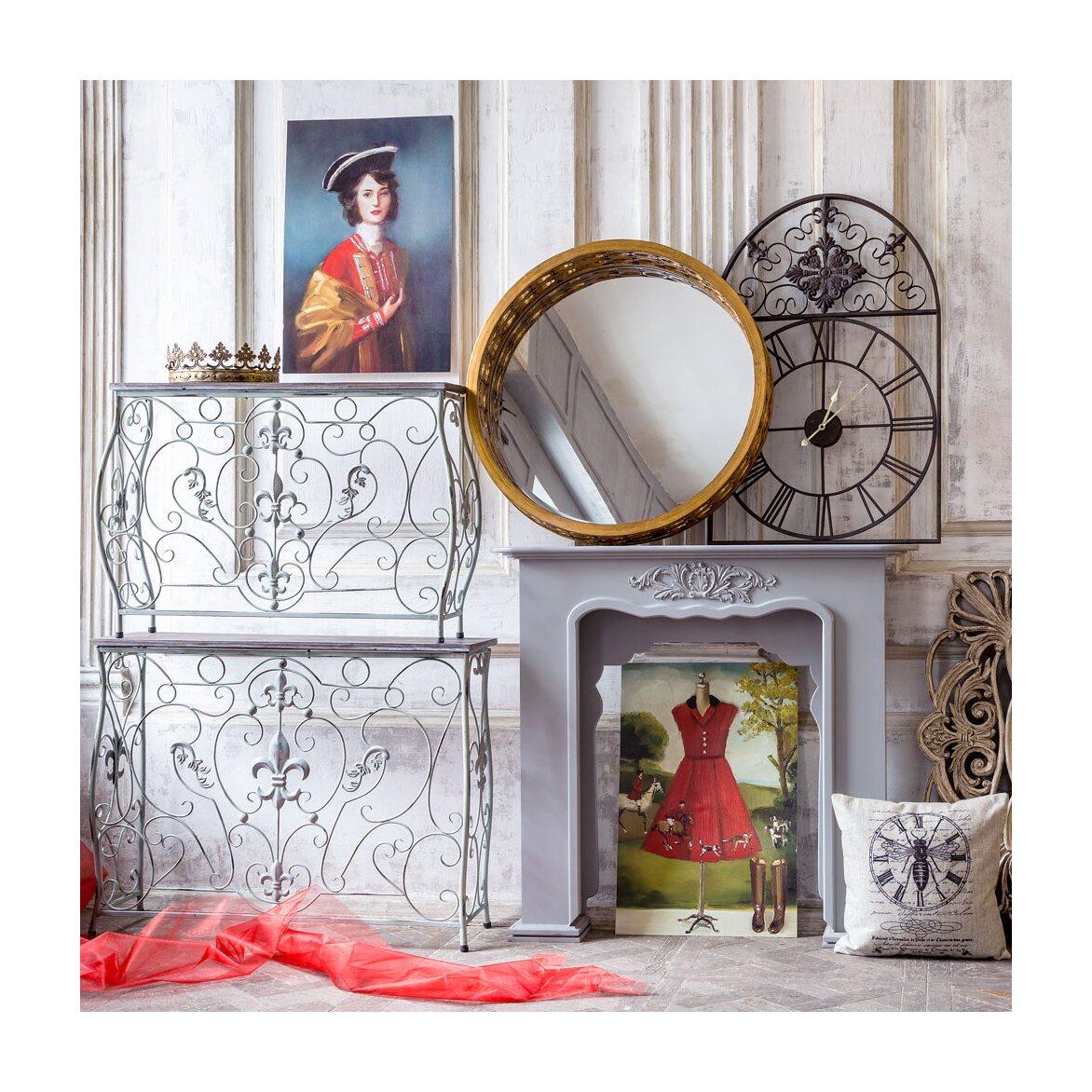 Настенное зеркало «Круазе» 3 | Настенные зеркала Kingsby