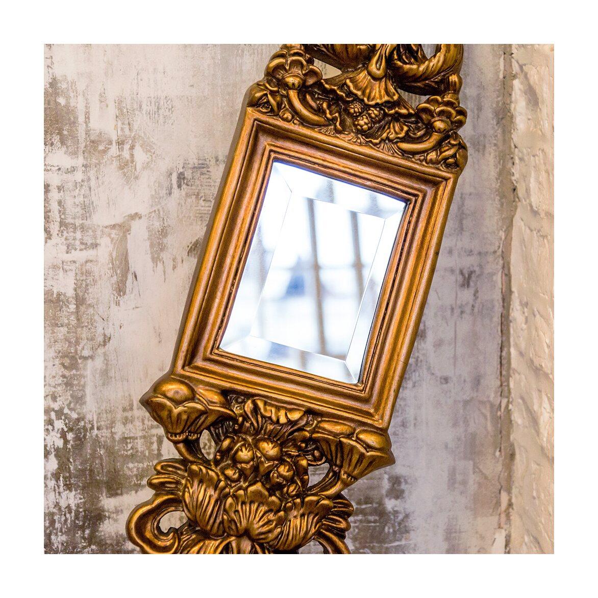 Настенное зеркало «Эйфель» 3 | Настенные зеркала Kingsby