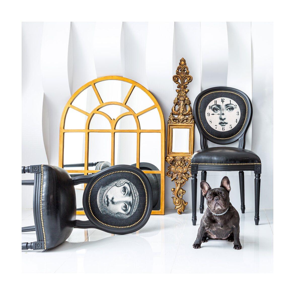 Настенное зеркало «Эйфель» 4 | Настенные зеркала Kingsby