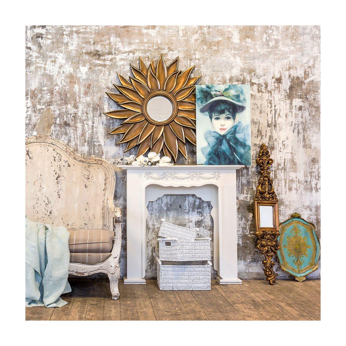 Настенное зеркало «Эйфель» 9 | Настенные зеркала Kingsby
