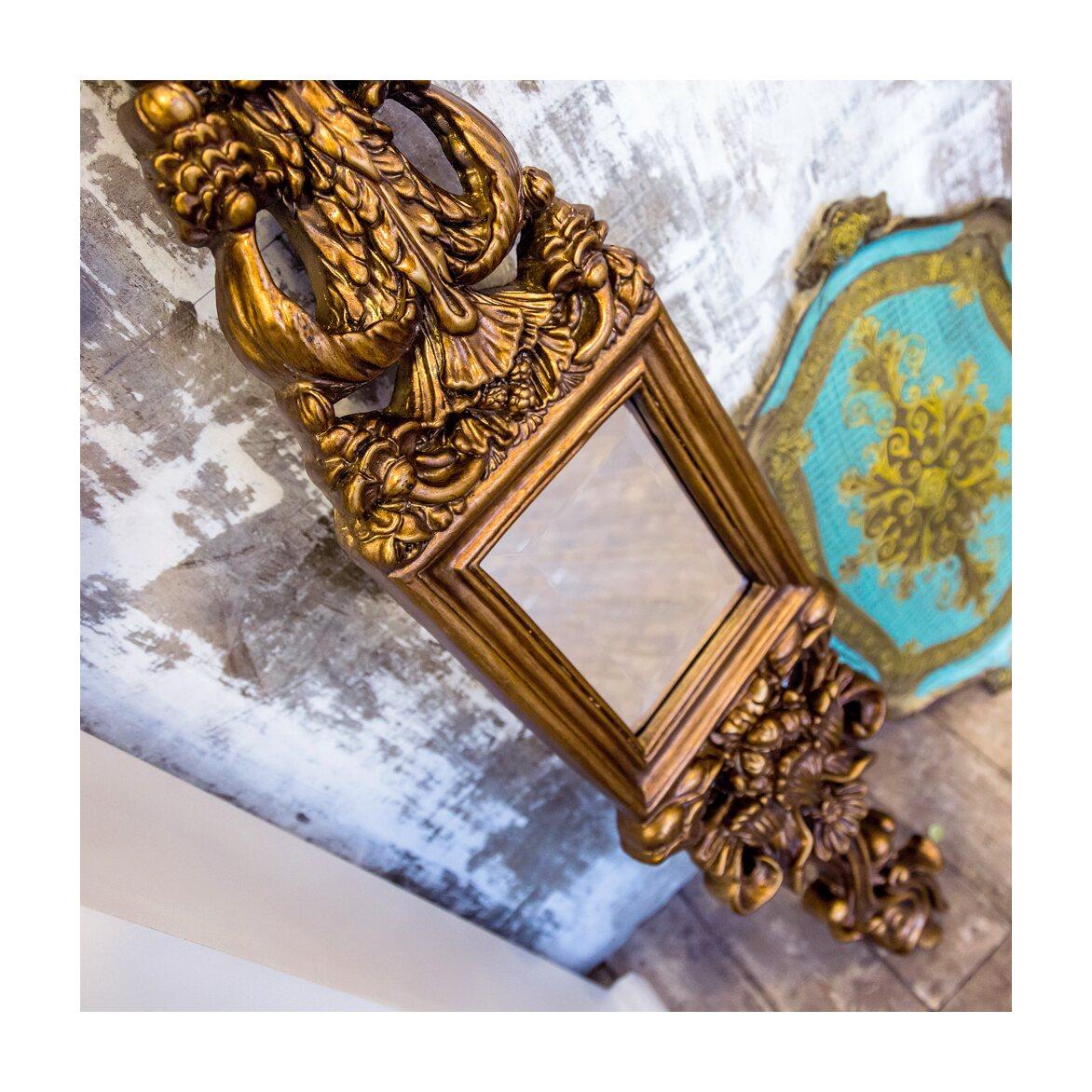 Настенное зеркало «Эйфель» 7 | Настенные зеркала Kingsby