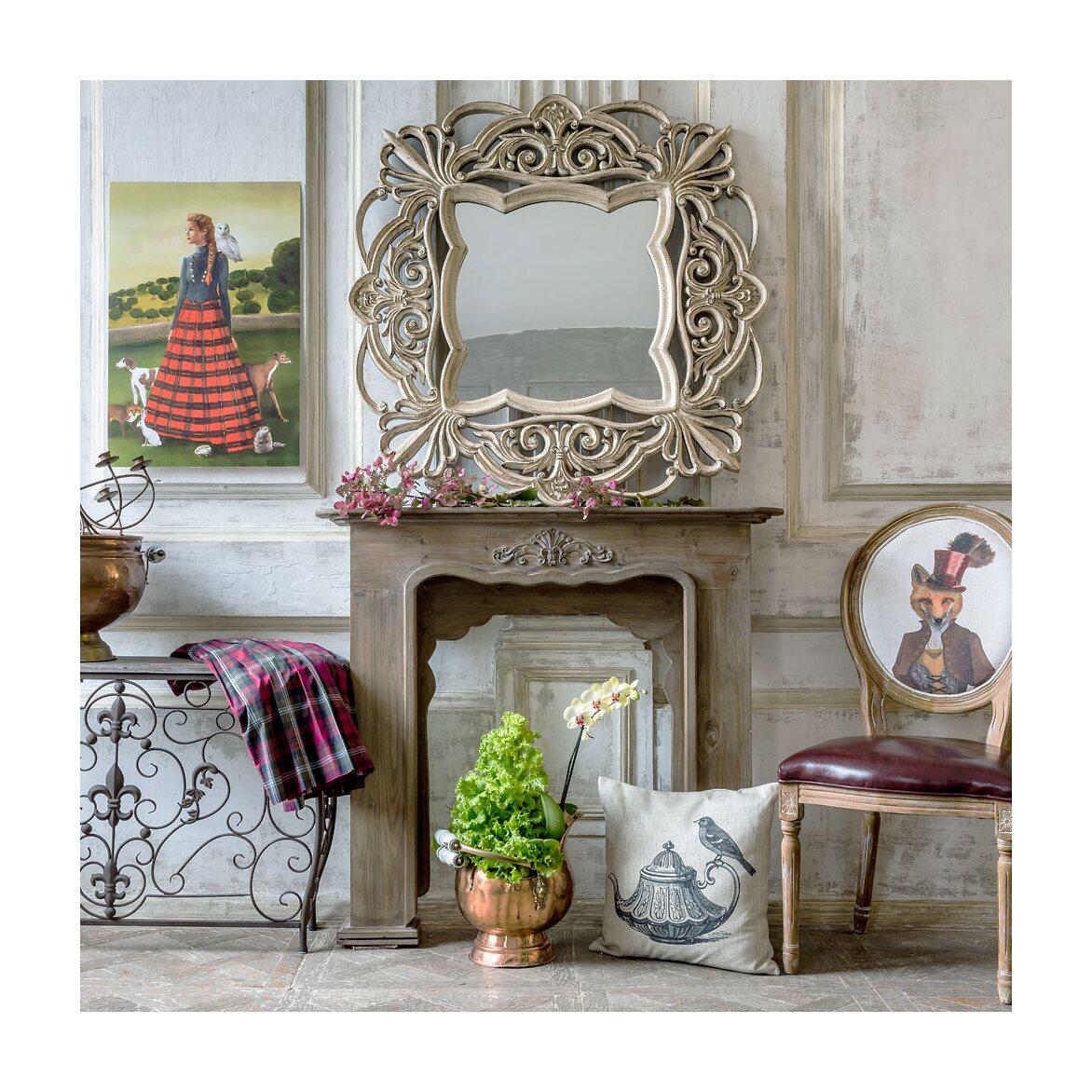 Настенное зеркало «Шамони» 2 | Настенные зеркала Kingsby