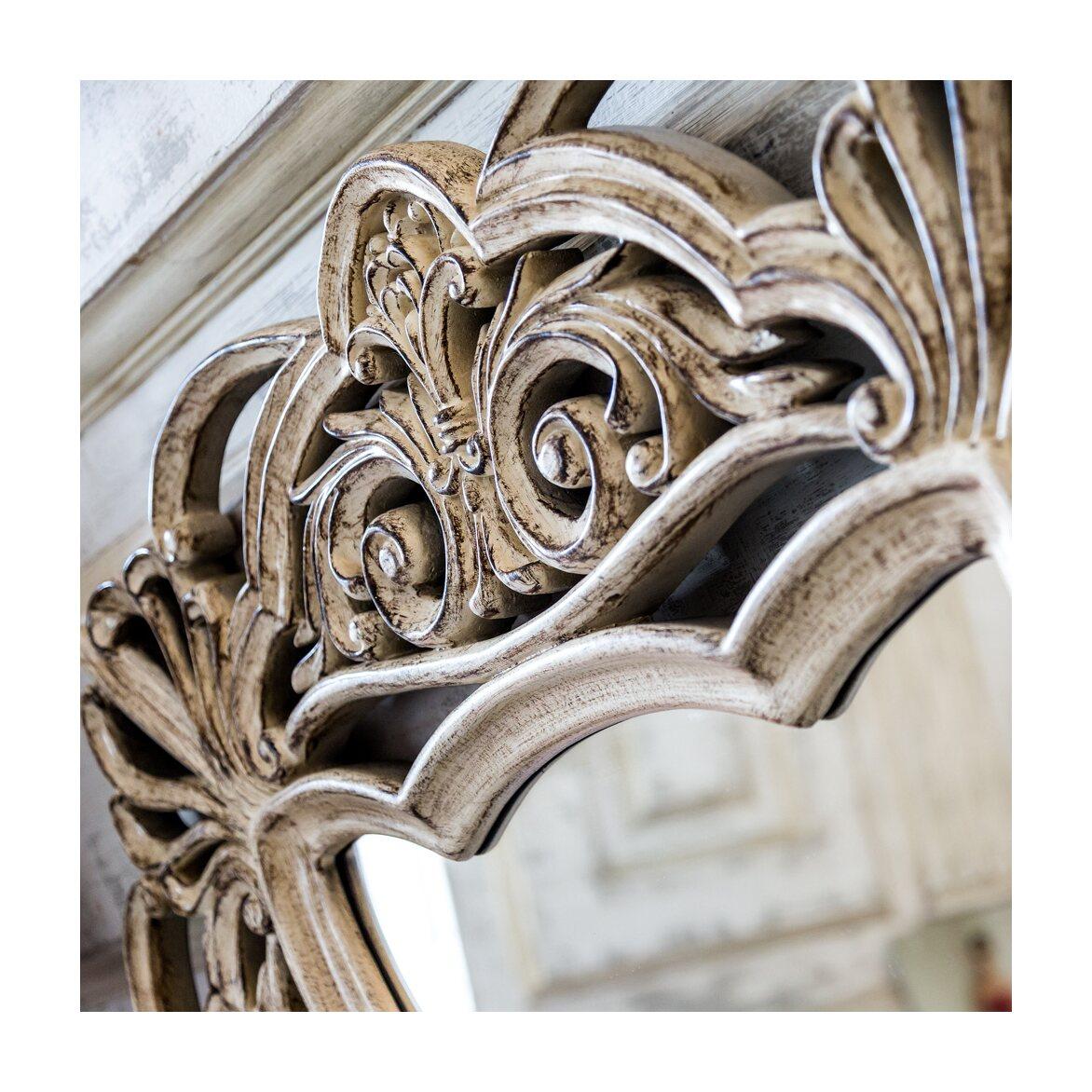 Настенное зеркало «Шамони» 5 | Настенные зеркала Kingsby