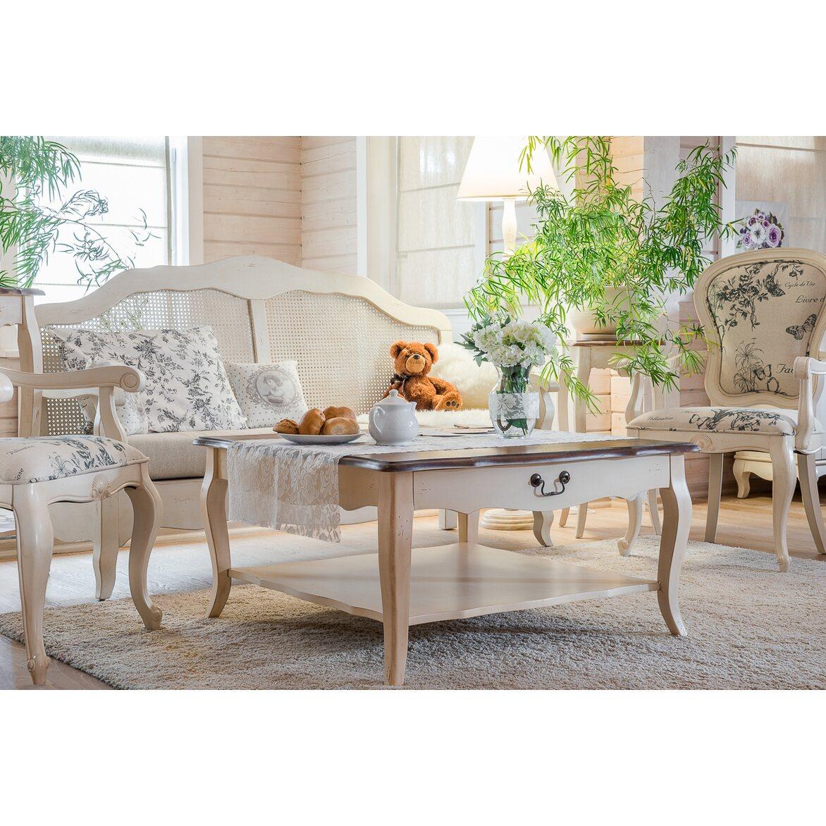 Полукресло с твердыми подлокотниками обивка с цветами Leontina, бежевого цвета 3   Кресло-стул Kingsby