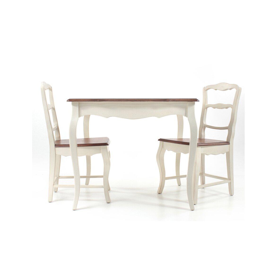 Круглый обеденный стол (большой) Leontina, бежевого цвета 8 | Обеденные столы Kingsby