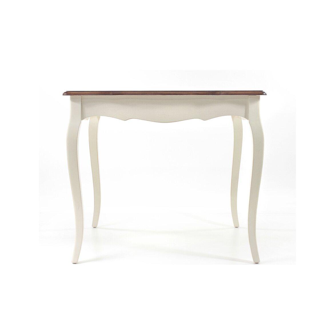 Обеденный стол (квадратный) Leontina, бежевого цвета   Обеденные столы Kingsby