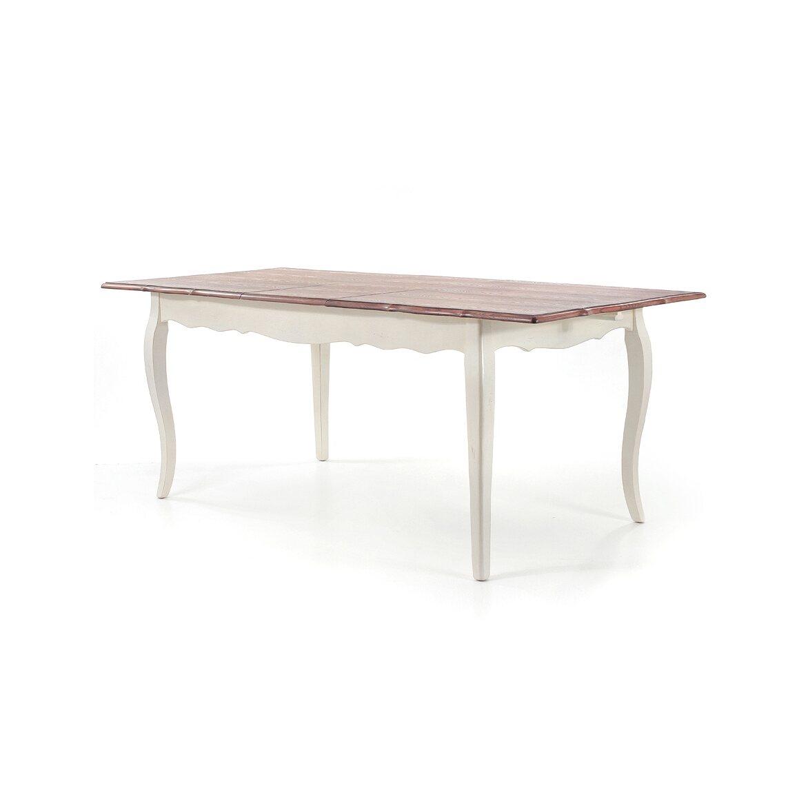 Обеденный стол раскладной Leontina, бежевого цвета 7   Обеденные столы Kingsby