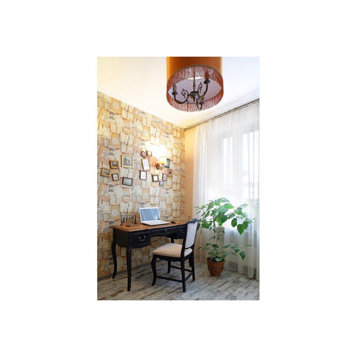 Стул с мягким сиденьем Leontina, черного цвета 6 | Обеденные стулья Kingsby